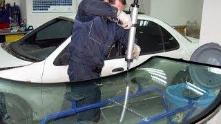 Лобовое стекло Subaru Impreza 2004